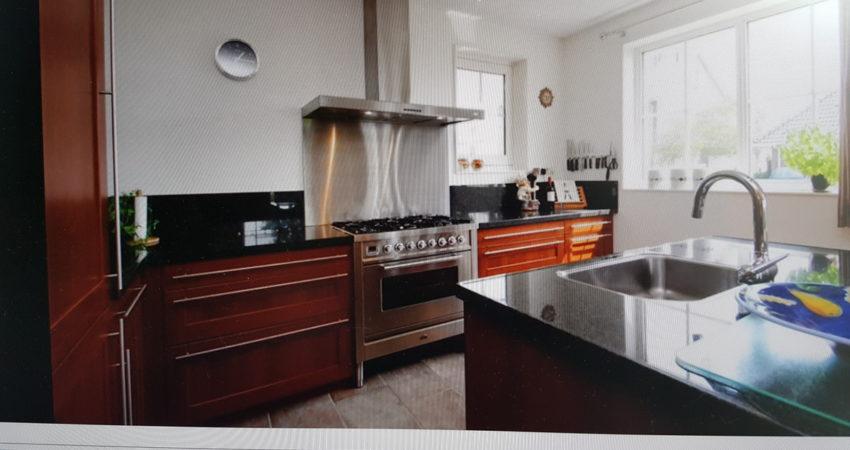 Keukens Sneek Kleuren : Keuken overspuiten meubel spuiterij zuidwest friesland